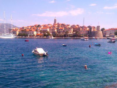 dalmatia cruise croatia