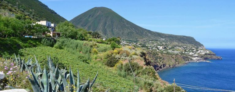 Aeolian islands Italy