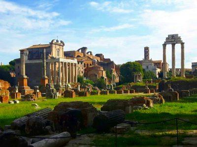 exploring rome tour italy
