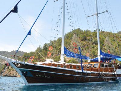 carian cruise turkey