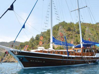 carian coast cruise turkey