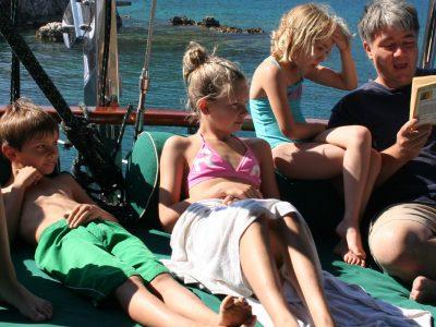 carian family cruise turkey