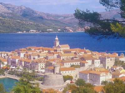 dubrovnik cruise croatia