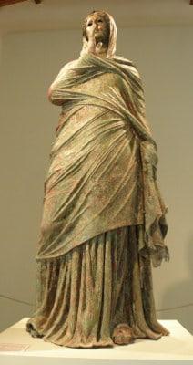 Kalymnos lady