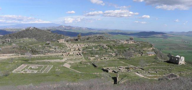 morgantina  Morgantina | a fascinating archaeological site on Sicily